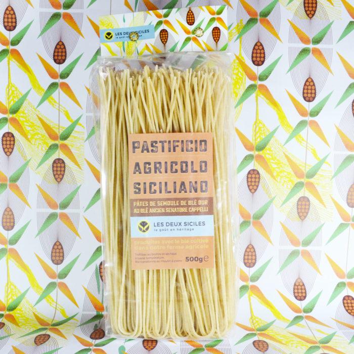 """""""spaghetti au blé ancien"""""""