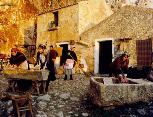 La crèche vivante de Custonaci – Sicile