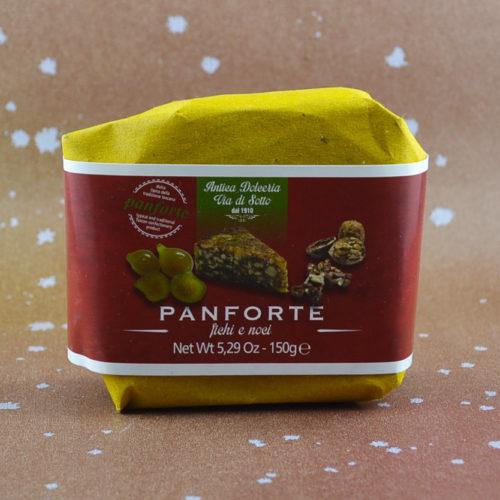 """""""panforte figue et noix"""""""