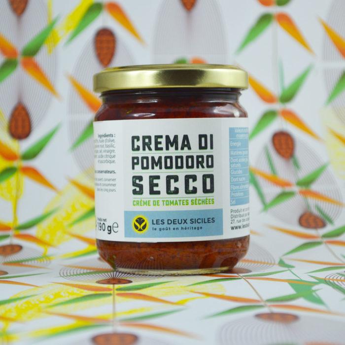 """""""crème de tomates séchées"""""""