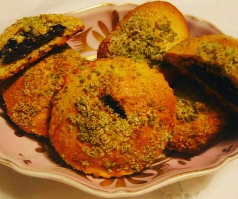 Buccellati, gâteaux typiques du Noël sicilien