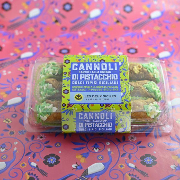 """""""cannoli à la pistache"""""""