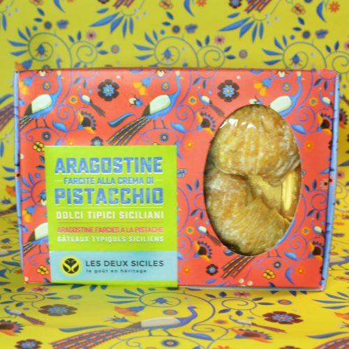 aragostine al pistacchio