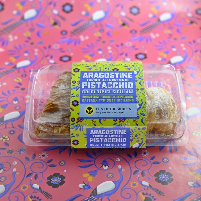 """aragostine pistache"""