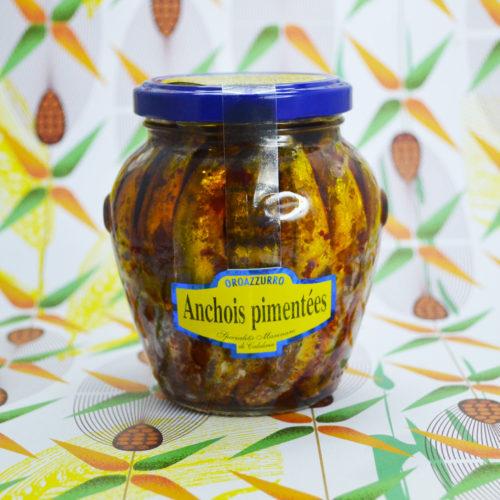 Anchois au Piment