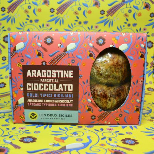 aragostine au chocolat