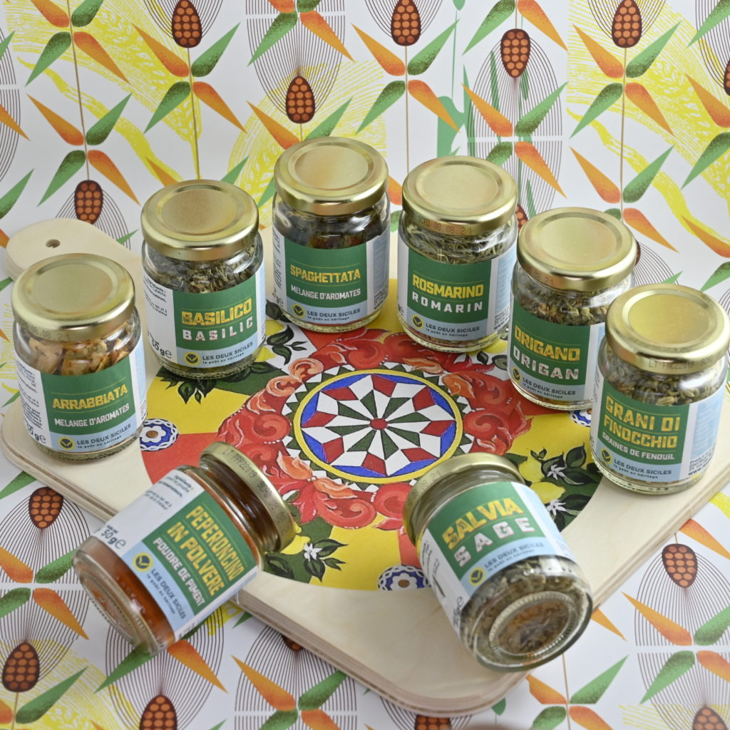 """aromates et herbes de cuisine"""