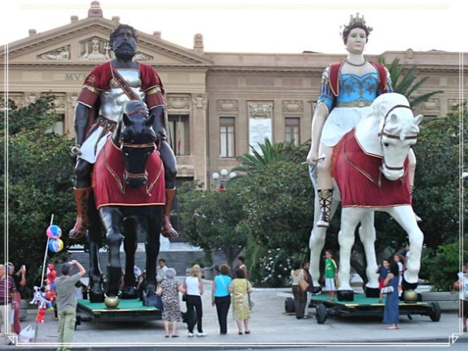 """""""les géants de Messina"""""""