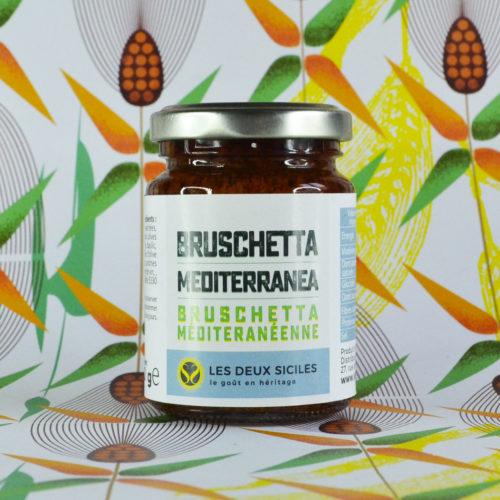 """Bruschetta mediterranea"""