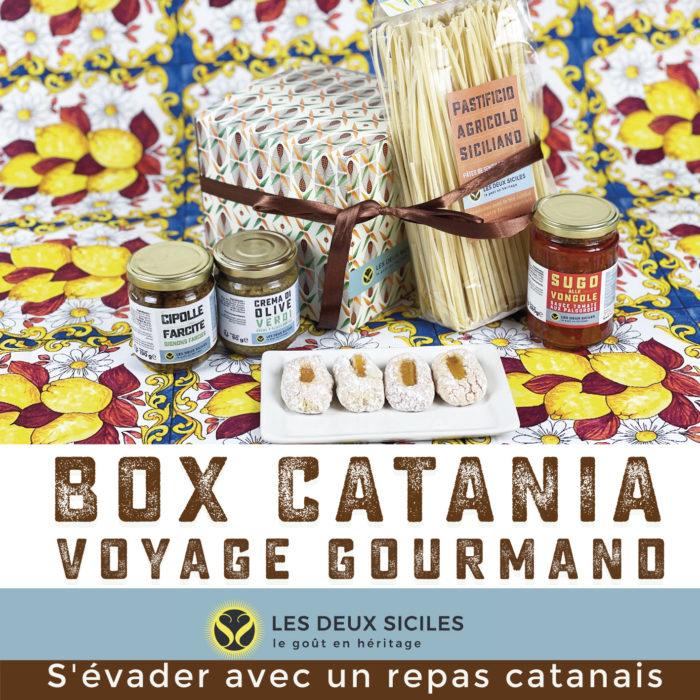 Box catania