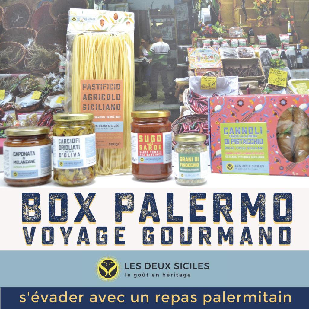 Box Palermo