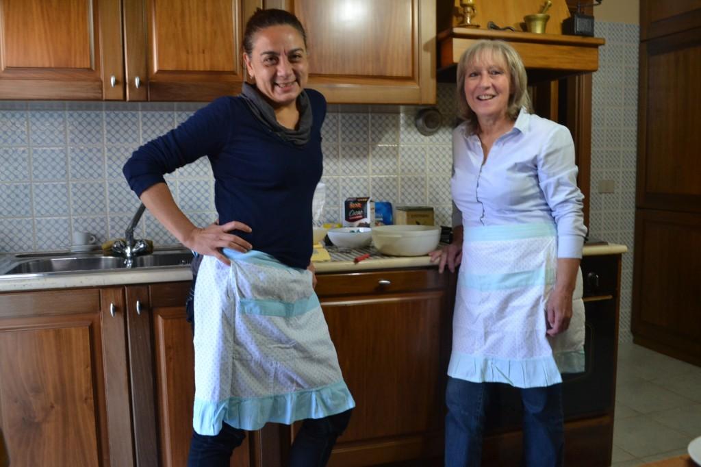 Simona e Zia COncetta