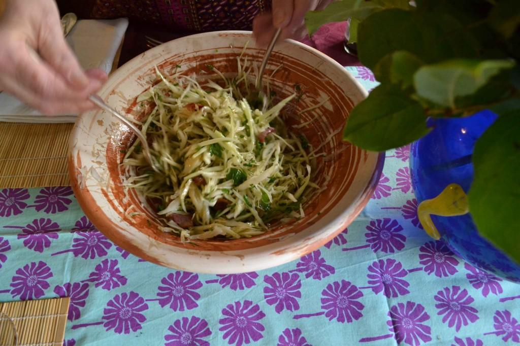 La salade de Coco Jobard