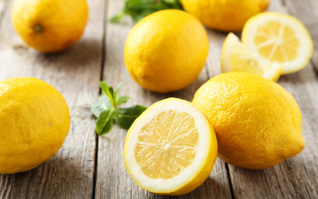 Spongato au Citron