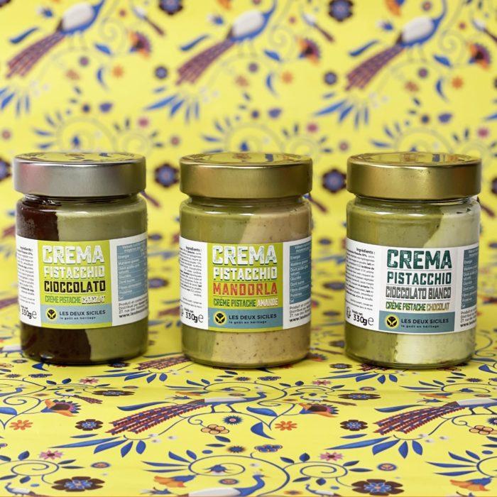 trio crème bi gusto